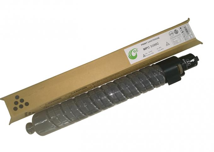 MP C3300C Ricoh Aficio Mp C2800 Toner Cartridge 15000 Pages 360g Raw Material