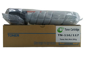 China Konica Minolta Copier Toner Cartridges , Bizhub 164 Black Toner Cartridge supplier