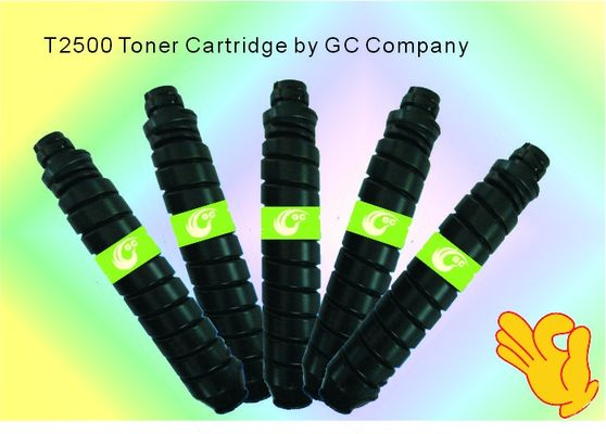 China T - 2500 Full Toshiba Black Toner Cartridge SGS 500g 18000 Pages ISO9001 factory